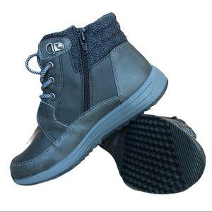 SPORTO Cathy Gray Women's Rain/Snow Boots